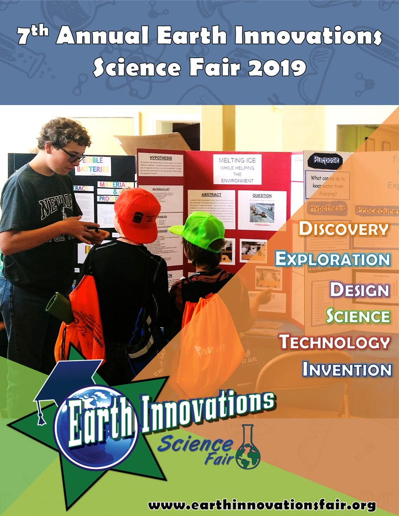 Earth Innovations Science Fair Packet 2019